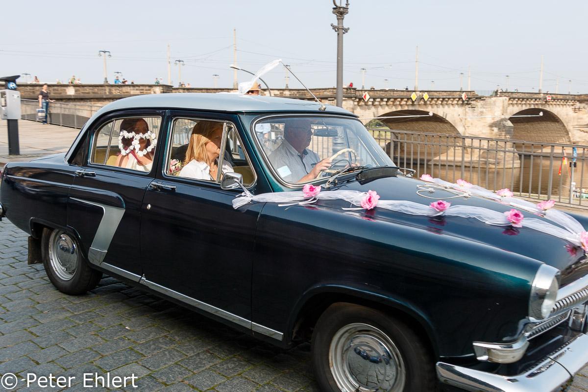 Hochzeitsauto dresden