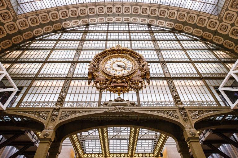 Paris in einer Woche – Teil 4 Louvre und Musée d'Orsay