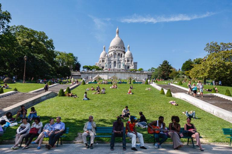Paris in einer Woche – Teil 5 Montmartre