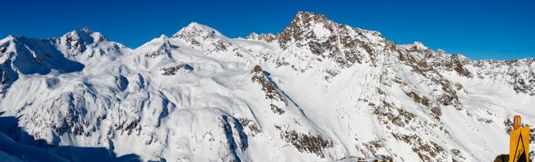 Pitztaler Gletscher – zwei Tage Pulverschnee und Sonne