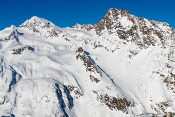Bergstation Grubenkopfbahn: Seekarlesschneid, Hoher Kogel, Zurag  Gemeinde Sankt Leonhard im Pitzt Tirol Österreich by Peter Ehlert in Pitztal