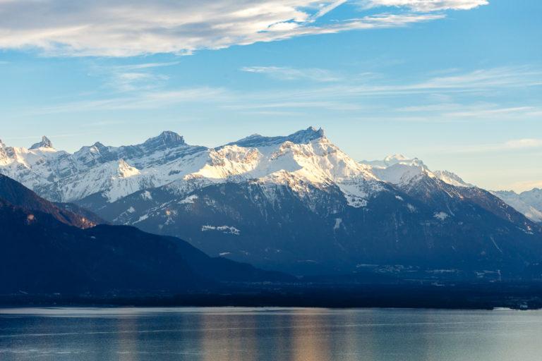 Ein Wochenende am Genfer See