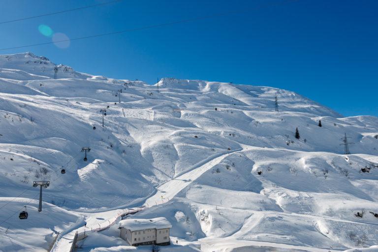 Skigebiet Sankt Anton am Arlberg