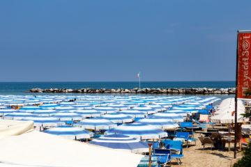 Playa del Sol  Igea Marina Emilia-Romagna Italien by Peter Ehlert in Wellnessurlaub in Bellaria-Igea Marina