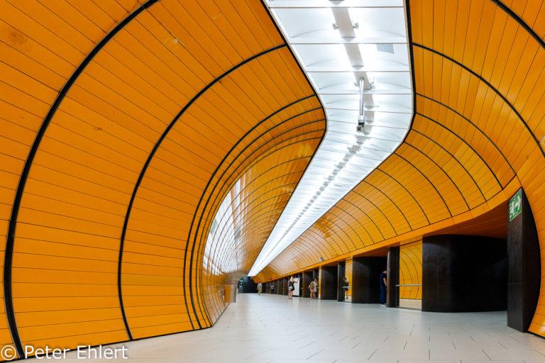 U-Bahnhöfe in München update