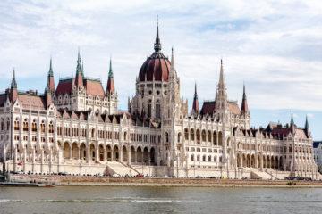 Parlametsgebäude  Budapest Budapest Ungarn by Peter Ehlert in Budapest Weekend