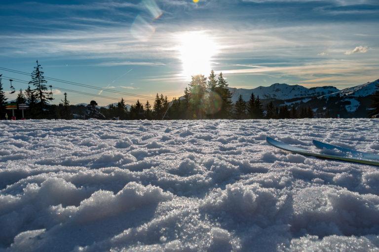 Skigebiet Portes du Soleil – Les Gets