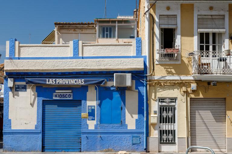 Valencia: Cabanyal Viertel