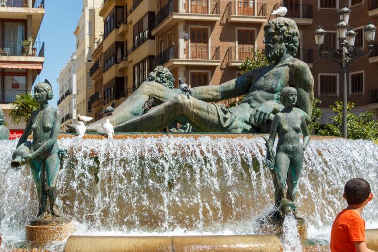 Valencia: Die Altstadt zu Fuß erkunden