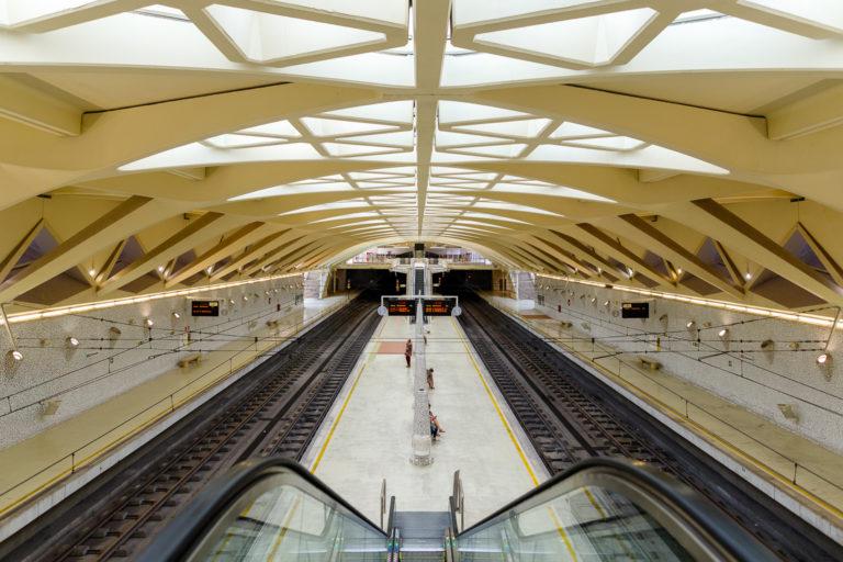 Valencia: Alameda und Parc del Turia