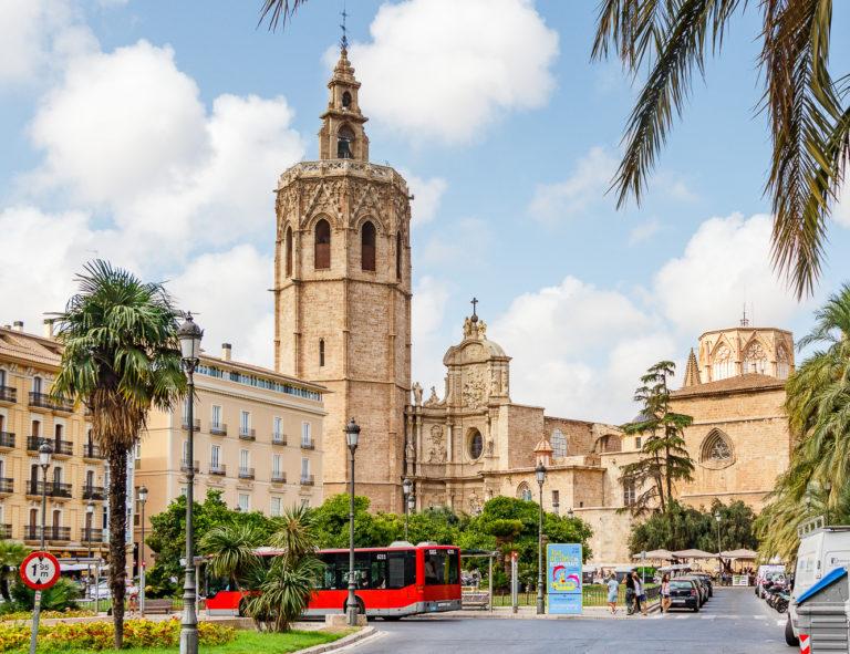 Valencia Städtereise