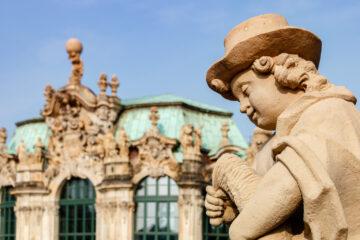 Skulptur  Dresden Sachsen Deutschland by Peter Ehlert in Dresden Weekend