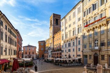 Piazza del Plebiscito  Ancona Marche Italien by Peter Ehlert in Italien - Marken