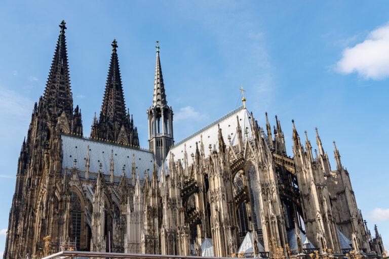 Köln für ein Wochenende
