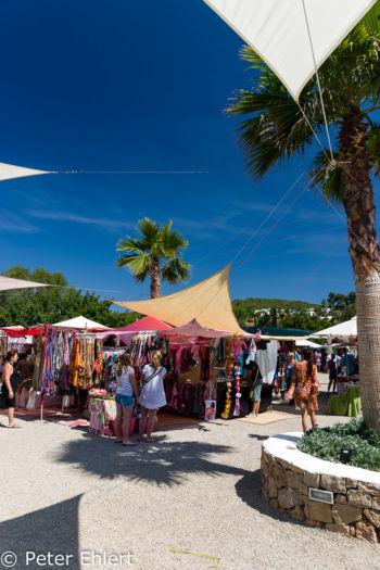 Marktstände  San Carles Balearische Inseln - Ibiza Spanien by Peter Ehlert in Ibiza - Insel des Lichts