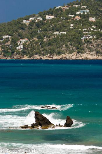 Wilde Küste  Platja es Figueral Balearische Inseln - Ibiza Spanien by Peter Ehlert in Ibiza - Insel des Lichts