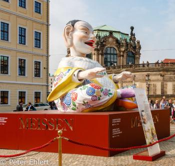 Jimbo mit gelber Hose  Dresden Sachsen Deutschland by Peter Ehlert in Dresden Weekend