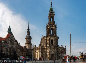 Katholische Hofkirche  Dresden Sachsen Deutschland by Peter Ehlert in Dresden Weekend