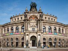 Eingangsseite   Dresden Sachsen Deutschland by Peter Ehlert in Dresden Weekend