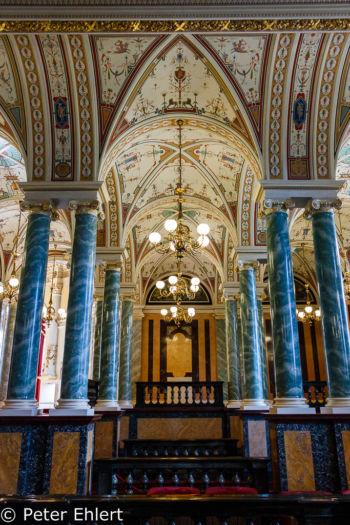 Säulen im Treppenhaus  Dresden Sachsen Deutschland by Peter Ehlert in Dresden Weekend