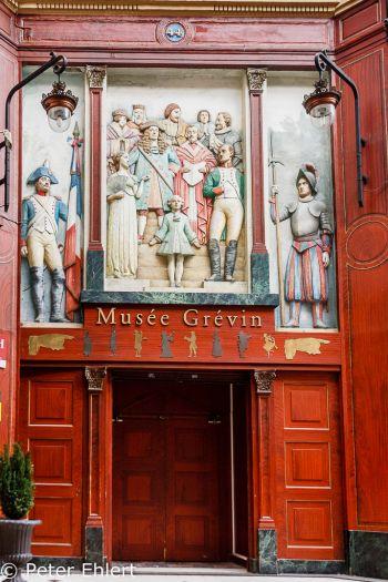 Musée Grévin   Paris Île-de-France Frankreich by Peter Ehlert in Paris, quer durch die Stadt