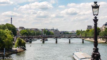 Seine, Brücken, Eiffelturm   Paris Île-de-France Frankreich by Peter Ehlert in Paris, quer durch die Stadt
