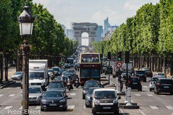Av. des Champs-Élysées  Paris Île-de-France Frankreich by Peter Ehlert in Paris, quer durch die Stadt