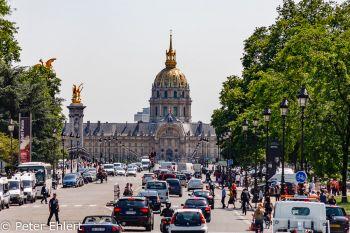 Paris Île-de-France Frankreich by Peter Ehlert in Paris, quer durch die Stadt