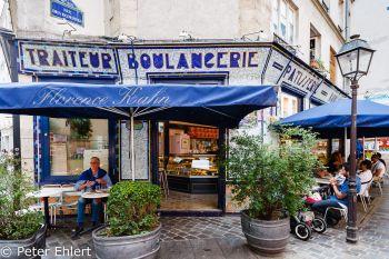 Boulangerie mit Strassenverkauf  Paris Île-de-France Frankreich by Peter Ehlert in Paris, quer durch die Stadt