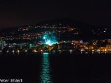 Feuerwerk  Montreux Vaud Schweiz by Peter Ehlert in Wochenende am Genfer See