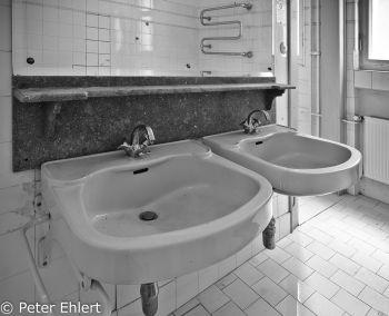 Badezimmer  Freudenstadt Baden-Württemberg Deutschland by Peter Ehlert in Grand Hotel Waldlust