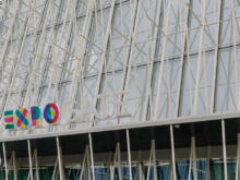 Expogebäude  Milano Lombardia Italien by Lara Ehlert in Mailand - Daytrip