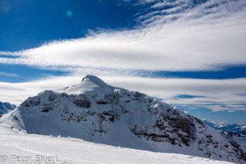 Blick auf Bec du Corbeau  Champéry Valais Schweiz by Peter Ehlert in Skigebiet Portes du Soleil