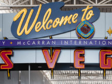 Welcome  Las Vegas Nevada USA by Peter Ehlert in Las Vegas Stadt und Hotels