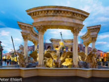 Brunnen im Shopbereich  Las Vegas Nevada USA by Peter Ehlert in Las Vegas Stadt und Hotels
