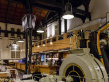 Turbinenhalle  Amsterdam Noord-Holland Niederlande by Peter Ehlert in Amsterdam Trip