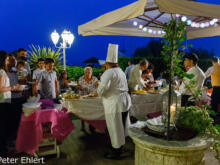 Gäste und Buffett  Igea Marina Emilia-Romagna Italien by Peter Ehlert in Wellnessurlaub in Bellaria-Igea Marina