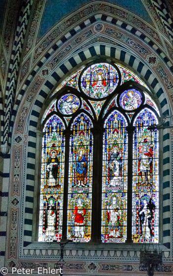 Altarfenster  Pisa Toscana Italien by Peter Ehlert in Abstecher nach Pisa