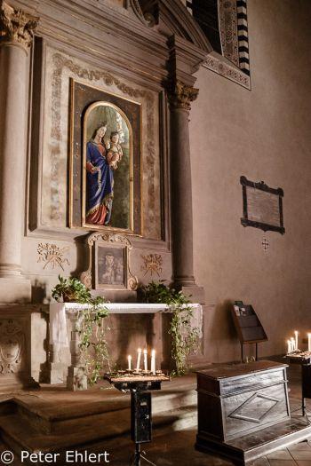 Seitenkapelle  Pisa Toscana Italien by Peter Ehlert in Abstecher nach Pisa