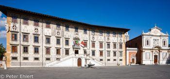 Scuola Normale Superiore di Pisa und Chiesa di Santo Stefano dei  Pisa Toscana Italien by Peter Ehlert in Abstecher nach Pisa