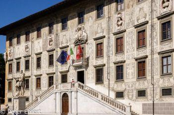 Scuola Normale Superiore di Pisa  Pisa Toscana Italien by Peter Ehlert in Abstecher nach Pisa