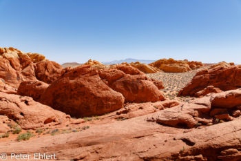 Rainbow Vista   Nevada USA by Peter Ehlert in Valley of Fire - Nevada State Park