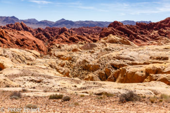 Silica Dome   Nevada USA by Peter Ehlert in Valley of Fire - Nevada State Park