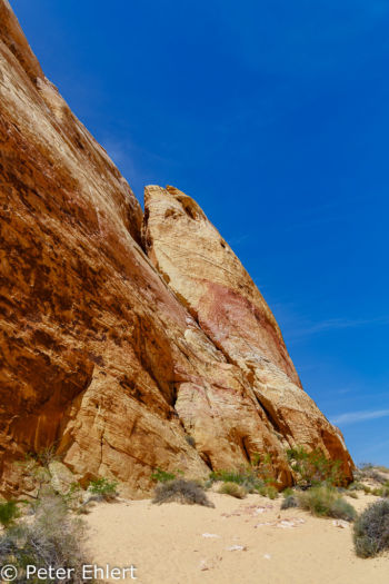 White Dome Trail   Nevada USA by Peter Ehlert in Valley of Fire - Nevada State Park