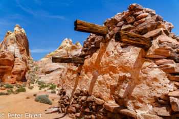 Filmkulisse   Nevada USA by Peter Ehlert in Valley of Fire - Nevada State Park