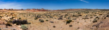 Plateau Mouse Tank Road   Nevada USA by Peter Ehlert in Valley of Fire - Nevada State Park