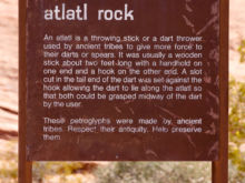 Atlatl Rock   Nevada USA by Peter Ehlert in Valley of Fire - Nevada State Park
