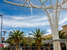 Sonnenschutz  Las Vegas Nevada USA by Peter Ehlert in Las Vegas Stadt und Hotels