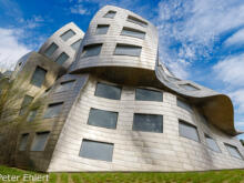 Melted House von  Frank Gehry  Las Vegas Nevada USA by Peter Ehlert in Las Vegas Stadt und Hotels