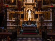 Altar  Budapest Budapest Ungarn by Peter Ehlert in Budapest Weekend